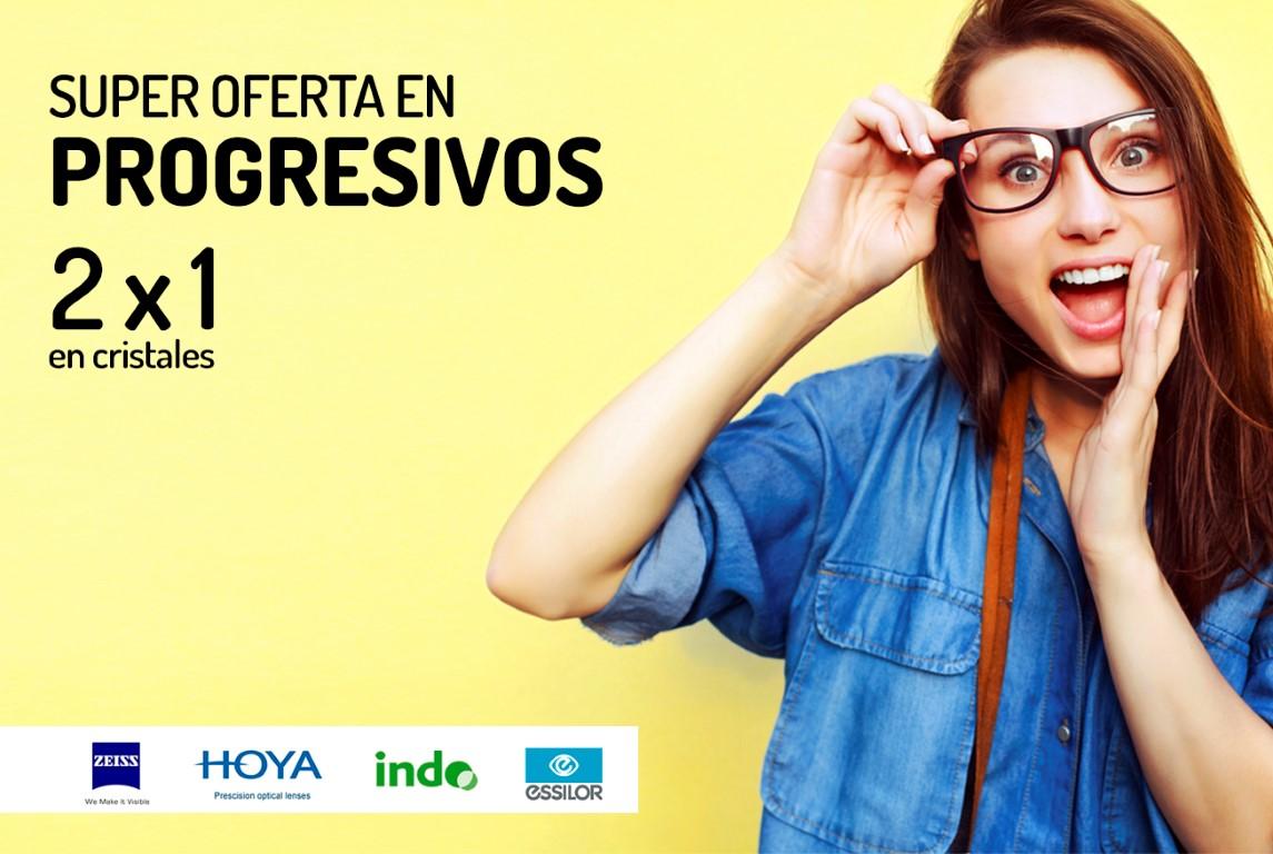 ofertas de gafas progresivas en tenerife