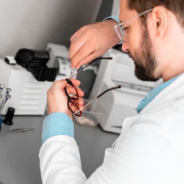 reparación de gafas en tenerife